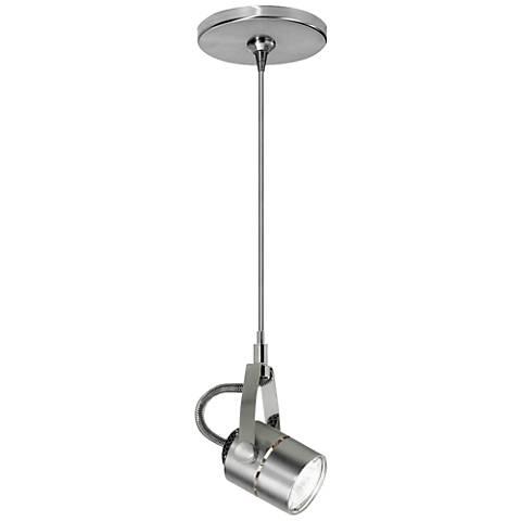 "Tech Lighting Spot 2""W Satin Nickel Freejack Mini Pendant"