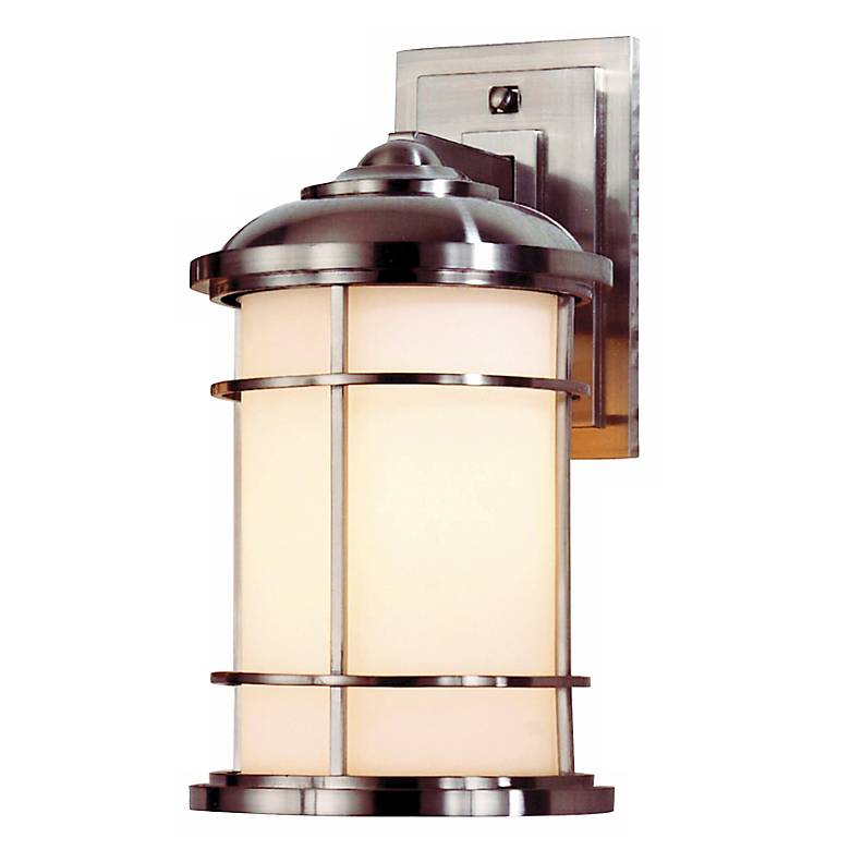"Feiss Lighthouse Collection 13 1/2"" High Outdoor Wall Light"