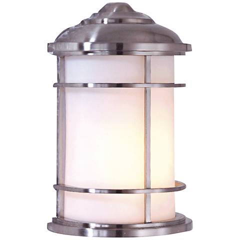 "Feiss Lighthouse Collection 11"" High Outdoor Wall Light"