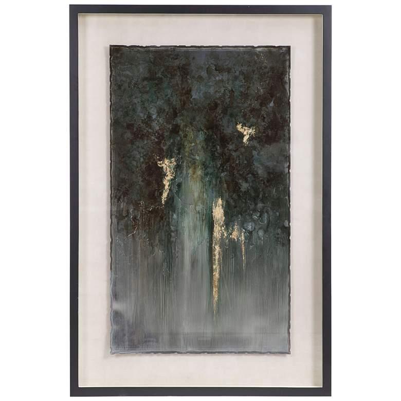 """Rustic Patina Grande 59 1/2"""" High Framed Wall Art"""