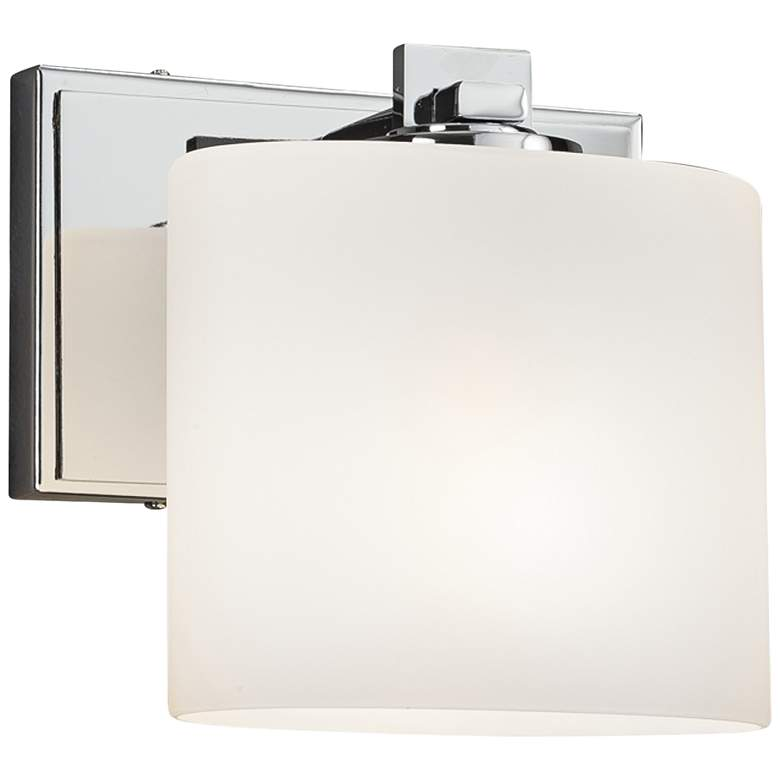 "Fusion™ Era 6 3/4"" High Polished Chrome Wall Sconce"