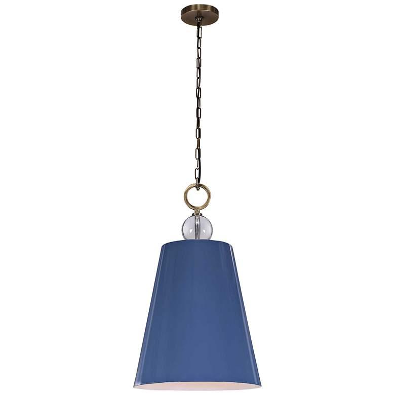 Uttermost Delray Blue Pendant Light