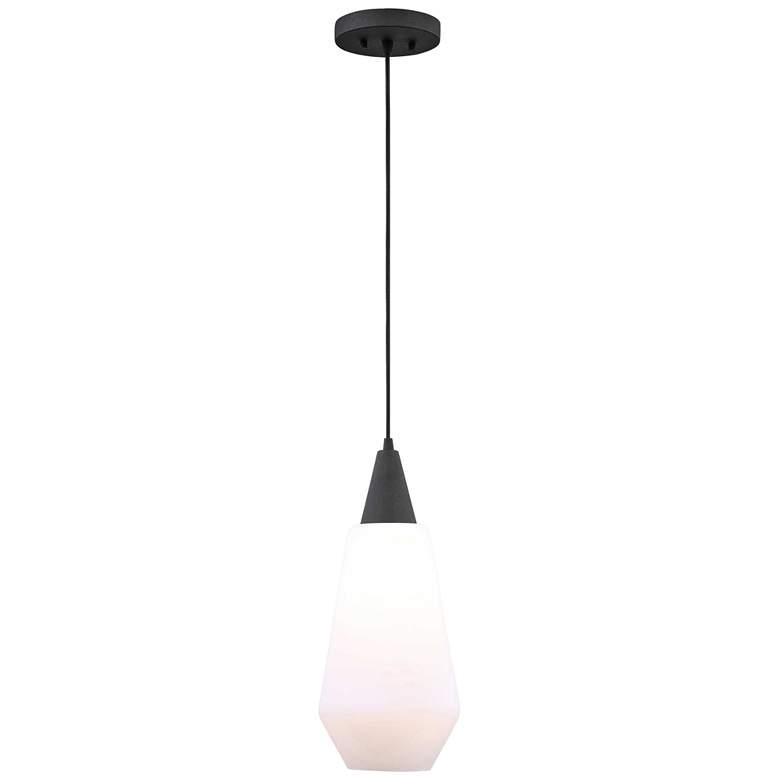 Uttermost Eichler Black Mini Pendant Light