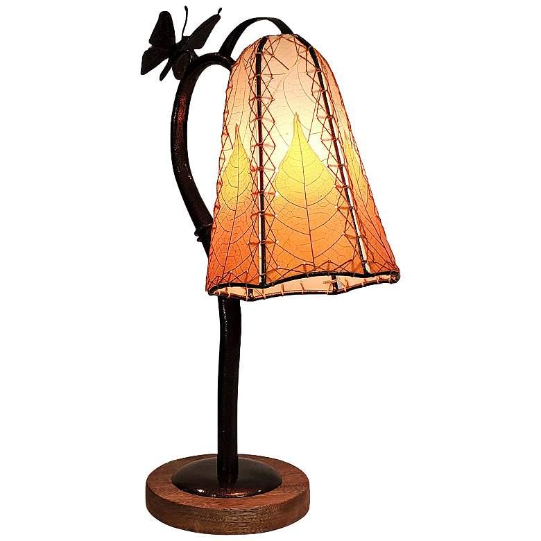 Eangee Macopa Orange Desk Lamp