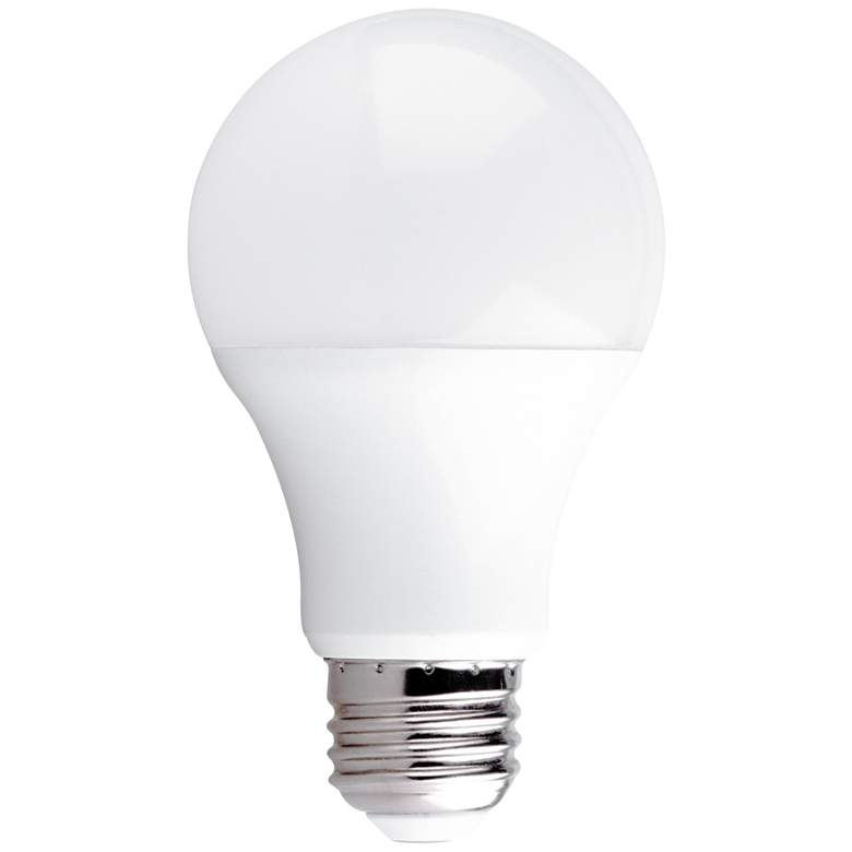 60W Equivalent MaxLite Frosted 9W LED JA8 Dimmable E26 Bulb