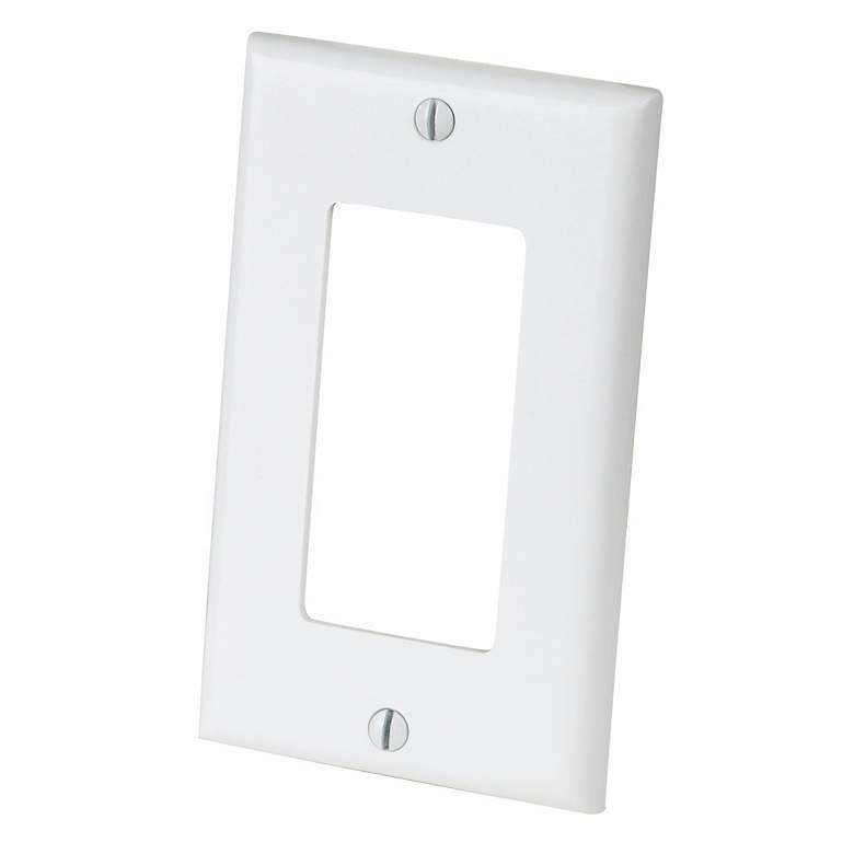 Inet Dimmer Promo White Faceplate