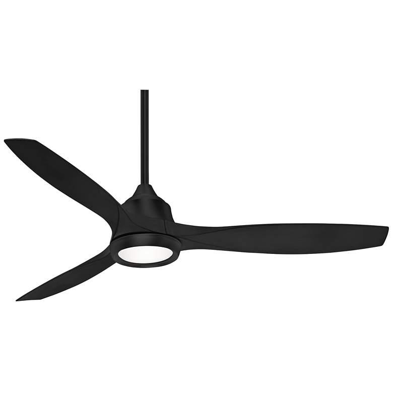 """60"""" Minka Aire Skyhawk Coal LED Ceiling Fan"""
