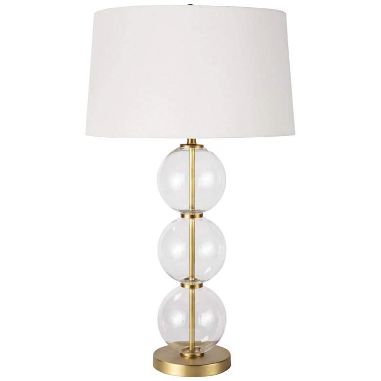 Regina Andrew Design Camilla Clear Glass Table Lamp
