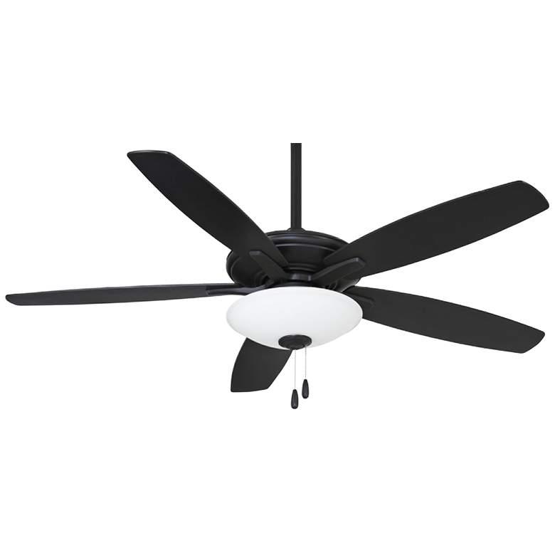 "52"" Minka Aire Mojo Coal LED Ceiling Fan"