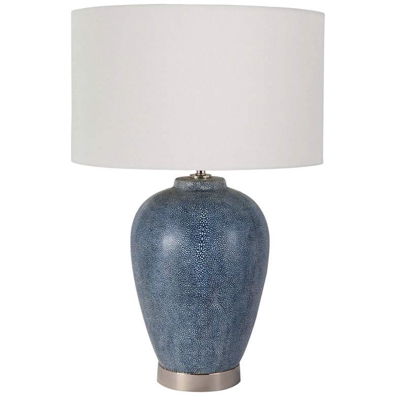 Regina Andrew Design Presley Indigo Ceramic Table Lamp