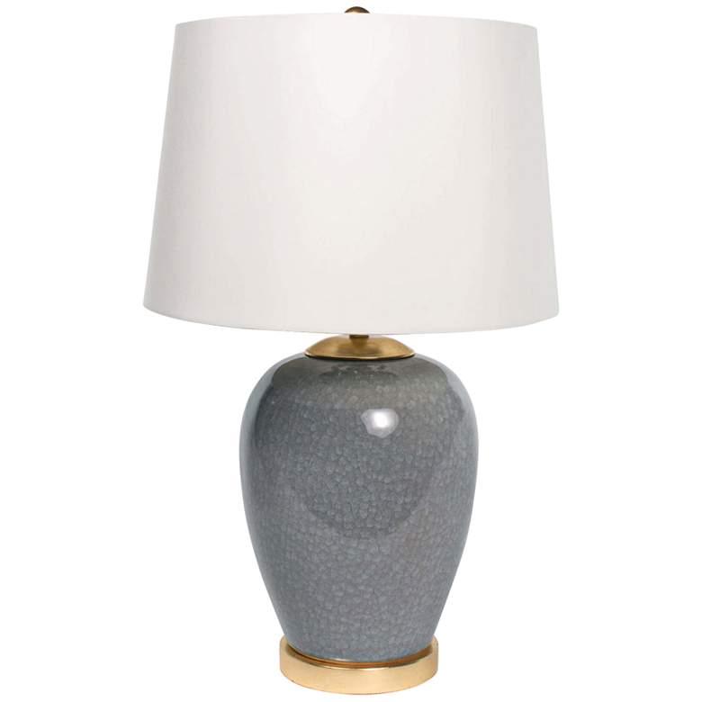 Regina Andrew Design Anne Blue Ceramic Table Lamp
