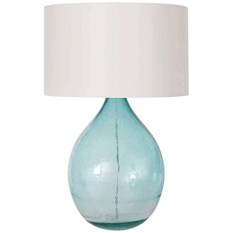 Regina Andrew Design Catalina Blue Glass Table Lamp
