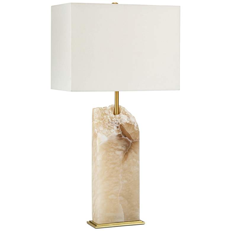 Regina Andrew Design Selina Natural Stone Table Lamp