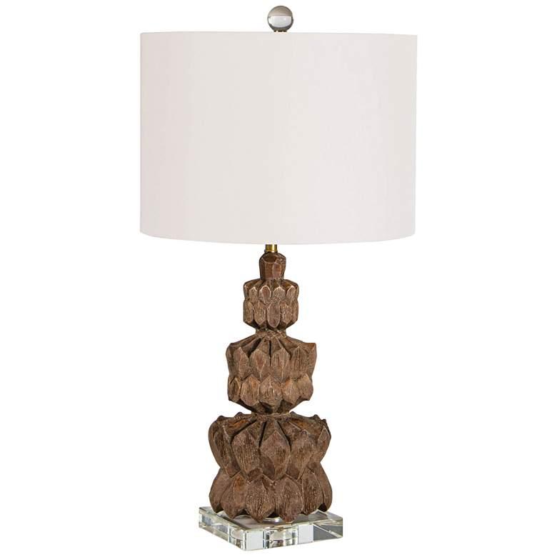 Regina Andrew Design Ravi Brown Table Lamp