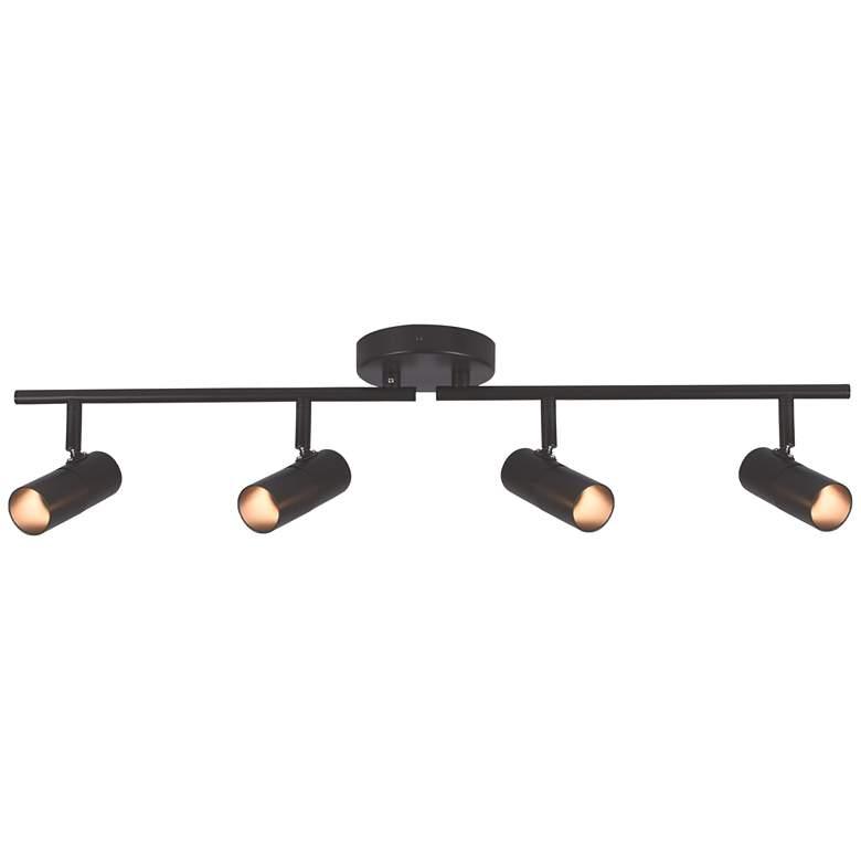 Pro Track Renee 4-Light Bronze LED Track Fixture