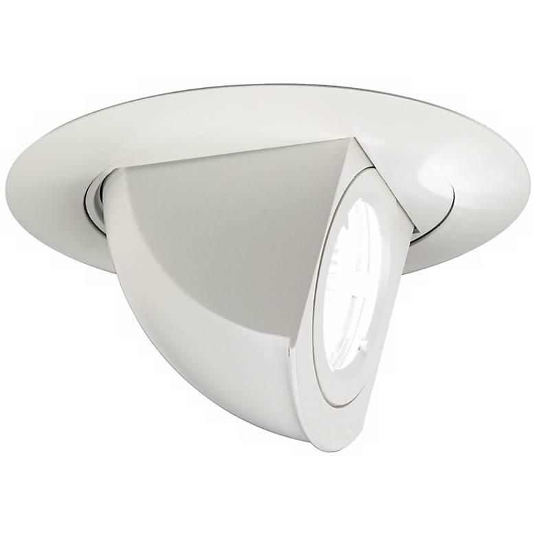 "Juno 4"" Low Voltage Adjustable Angle Recessed Light Trim"