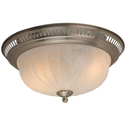 Craftma Stainless Steel Alabaster Glass Bathroom Exhaust Fan