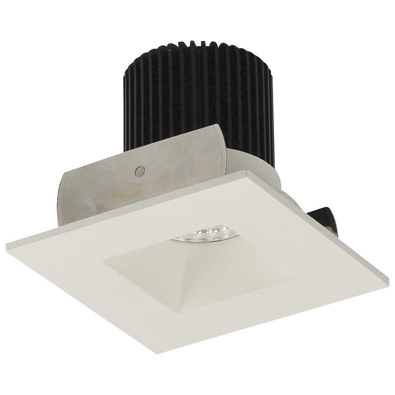 """Iolite HL 2"""" Matte White LED Square-Square Reflector"""