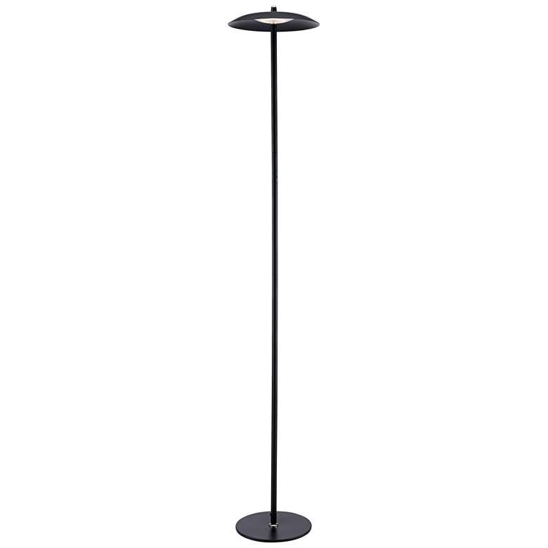 Lite Source Torin Black LED Floor Lamp