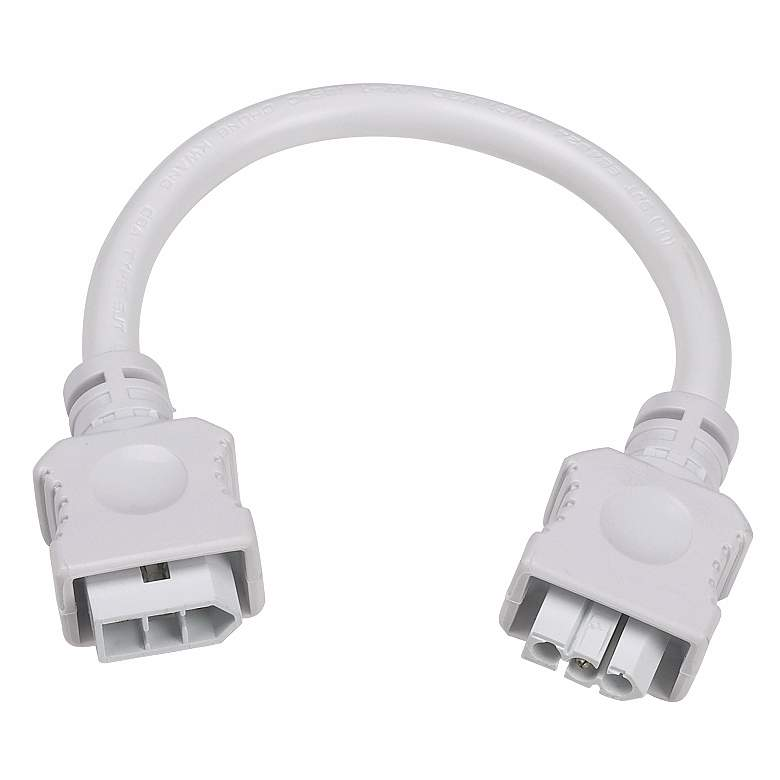 """Kichler Lighting Under Cabinet 9"""" Long Interconnect Cable"""