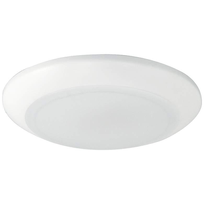 """AC Opal 6"""" White Surface Mounted 2700K LED"""