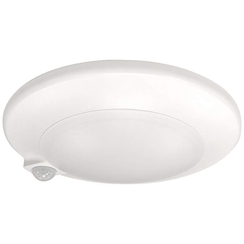 """AC Opal 7"""" White Surface Mounted 4000K LED"""