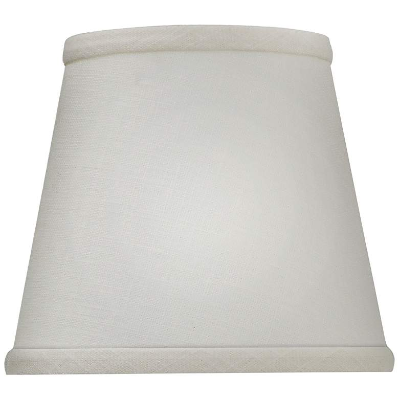 Stiffel Cream Aberdeen Empire Lamp Shade 4x6x5.5 (Clip-On)
