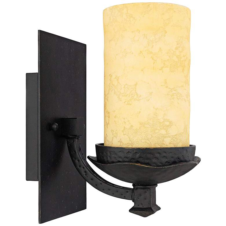 "La Parra Collection 9"" High Wall Sconce"