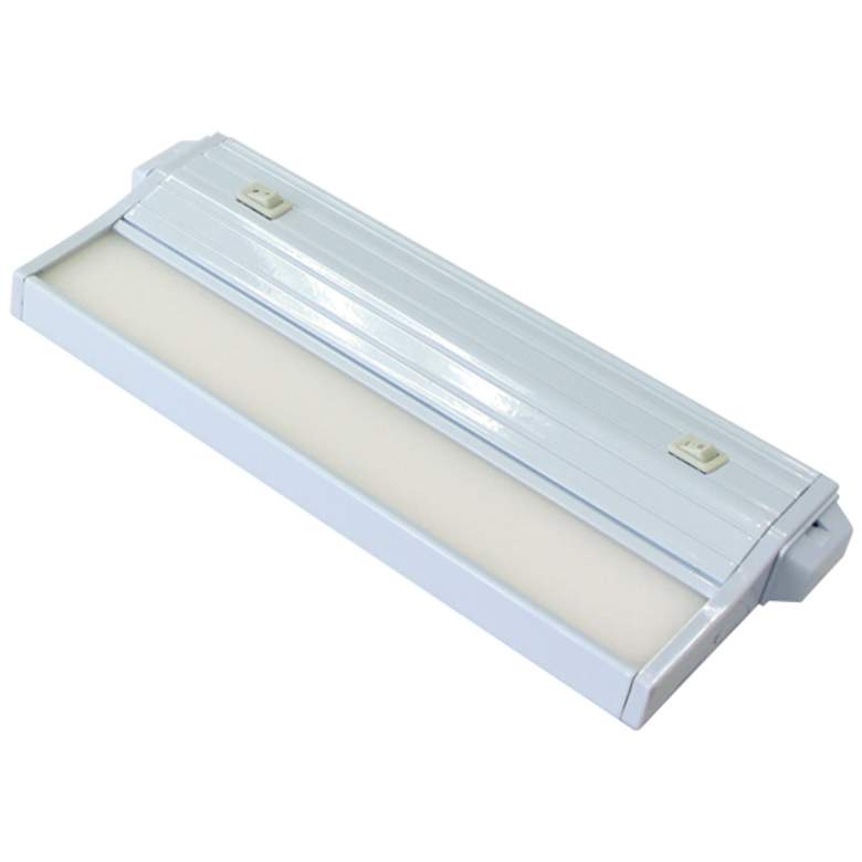 """CSL Eco-Counter 8"""" Wide White LED Under Cabinet Light"""