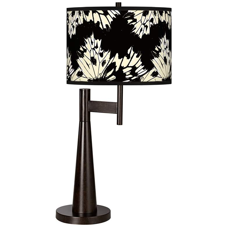 Wings Giclee Novo Table Lamp