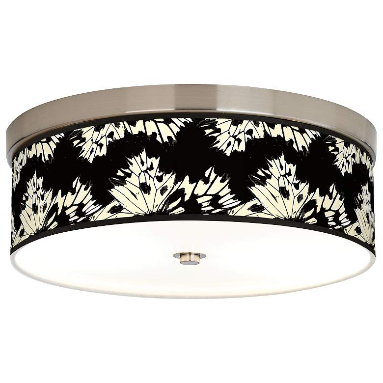 Wings Giclee Energy Efficient Ceiling Light