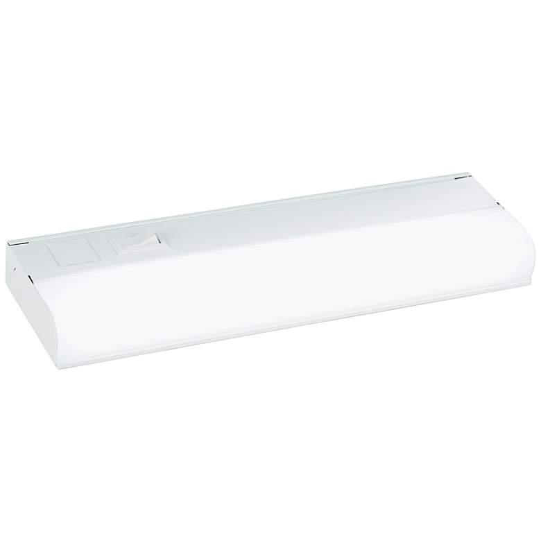 """Eclipse 12"""" Wide Warm White 4 Watt LED Under Cabinet Light"""