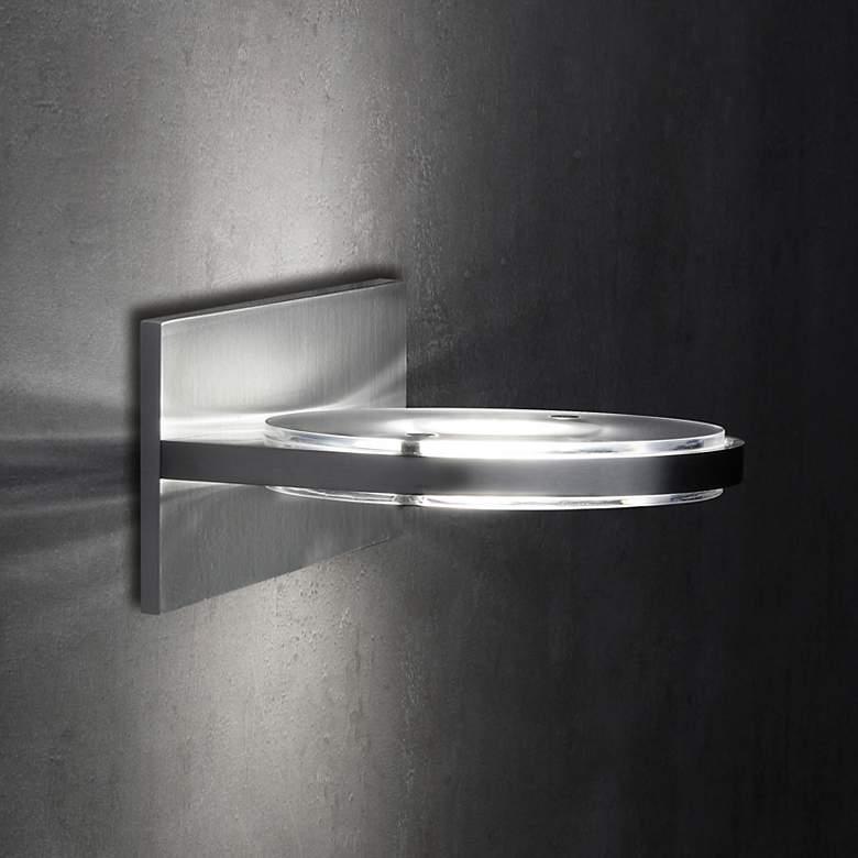 """Holtkoetter Wega Frost Glass 5 1/4"""" High LED"""