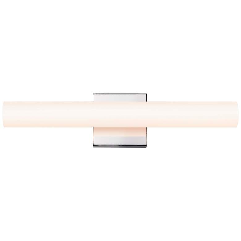 "Sonneman Tubo Slim 18""W Polished Chrome LED Bath Light"