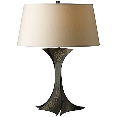 Hubbardton Forge Beechwood Metal Table Lamp