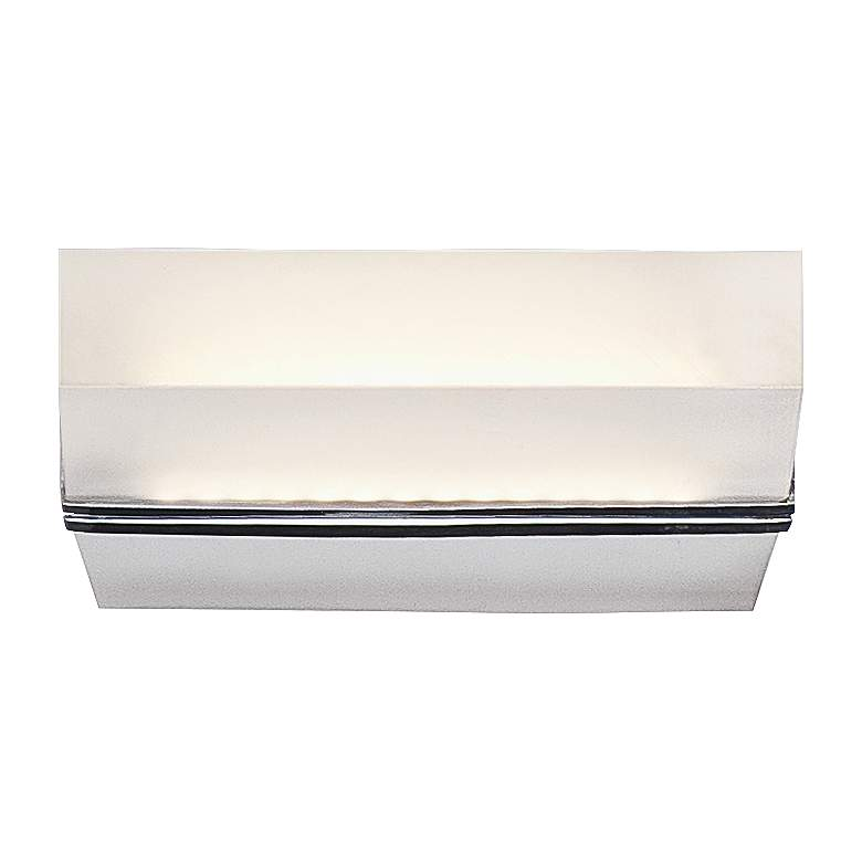 "Eurofase Olson 5 1/4"" Square LED Frosted Wall"