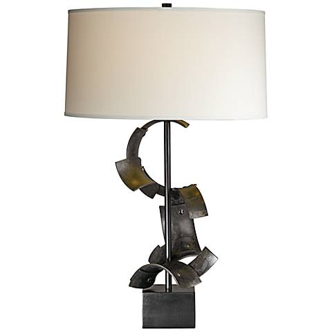 Hubbardton Forge Manifold Metal Table Lamp