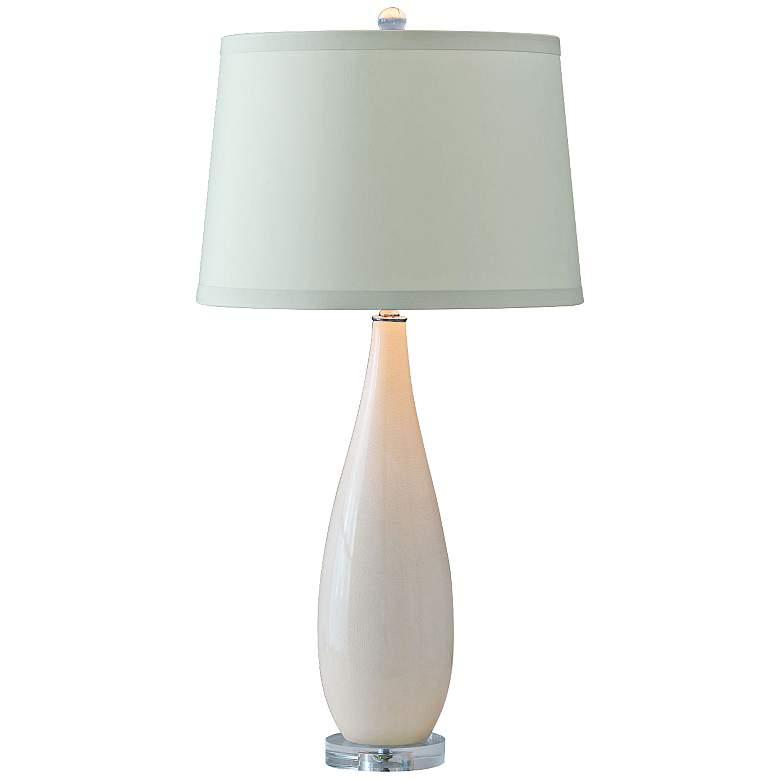 Port 68 Emma Ivory Porcelain Table Lamp