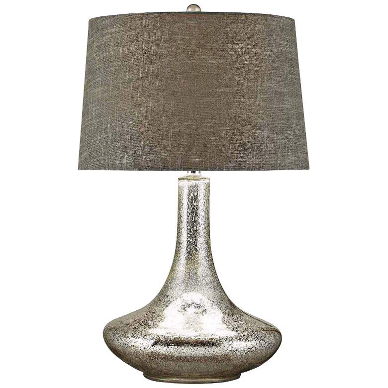 Crestview Collection Melanie Mercury Glass Table Lamp