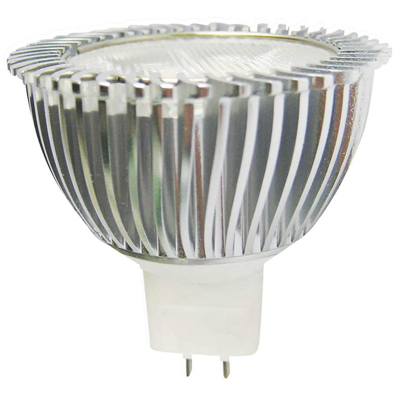 25W Equivalent 3W LED Non-Dimmable GU5.3 MR16 Blue