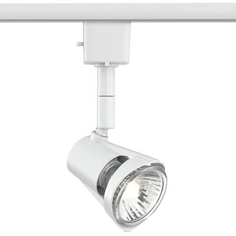 White GU10 7 Watt LED Track Light Head