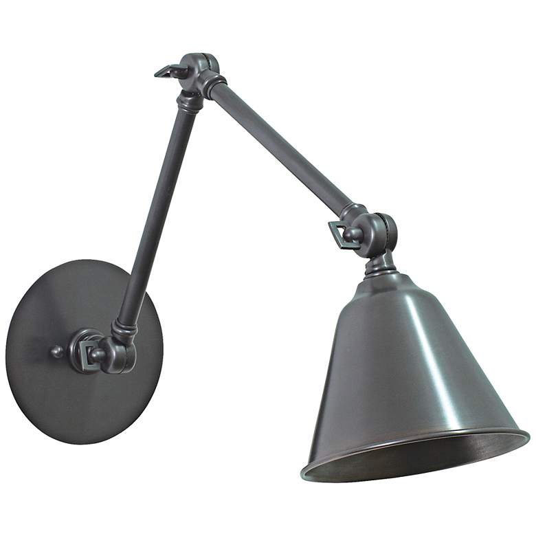 House of Troy Library Oil Rubbed Bronze LED Wall Lamp