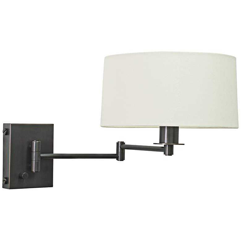 House of Troy Mod Oil Rubbed Bronze Swing Arm Wall Lamp