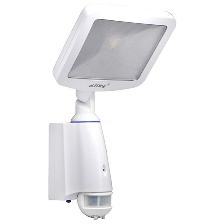 SMART Warm White LED All-Climate Dusk-to-Dawn Solar Light