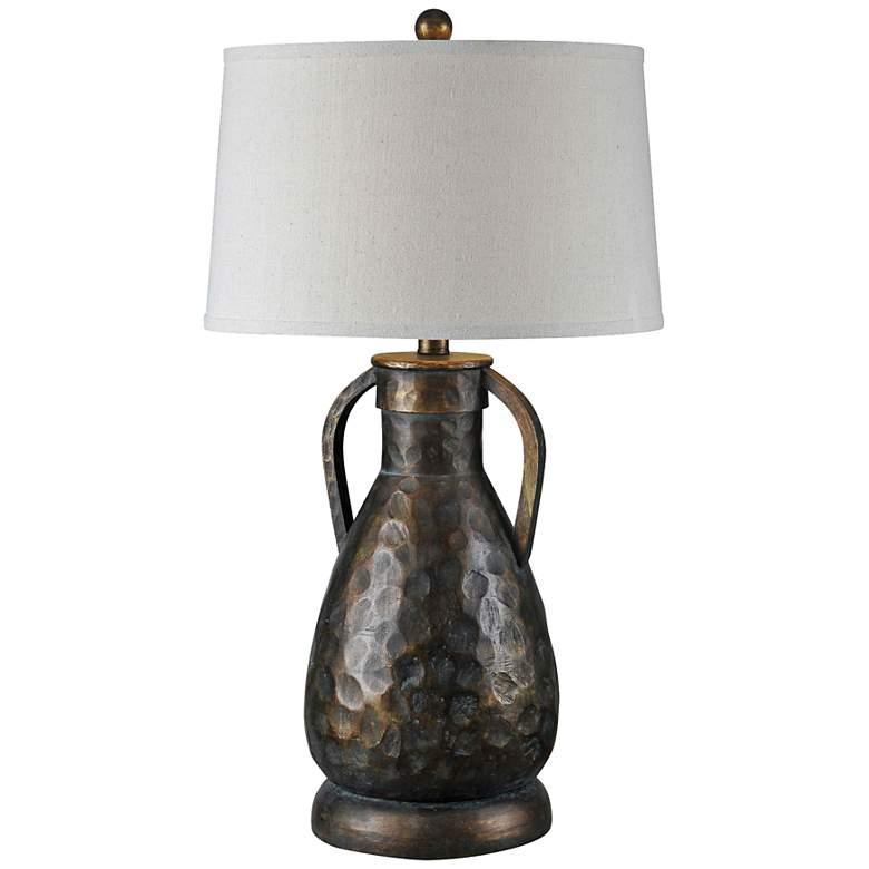 Blake Bronze Metallic Jug Table Lamp
