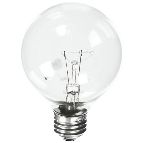 Westinghouse Clear 25 Watt E26 Dimmable Light Bulb