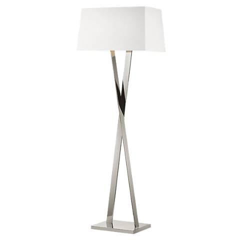 Sonneman X Polished Nickel Modern Floor Lamp