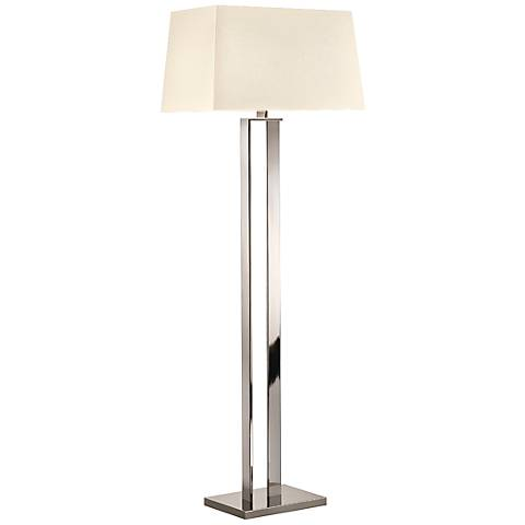 Sonneman D Polished Nickel Modern Floor Lamp