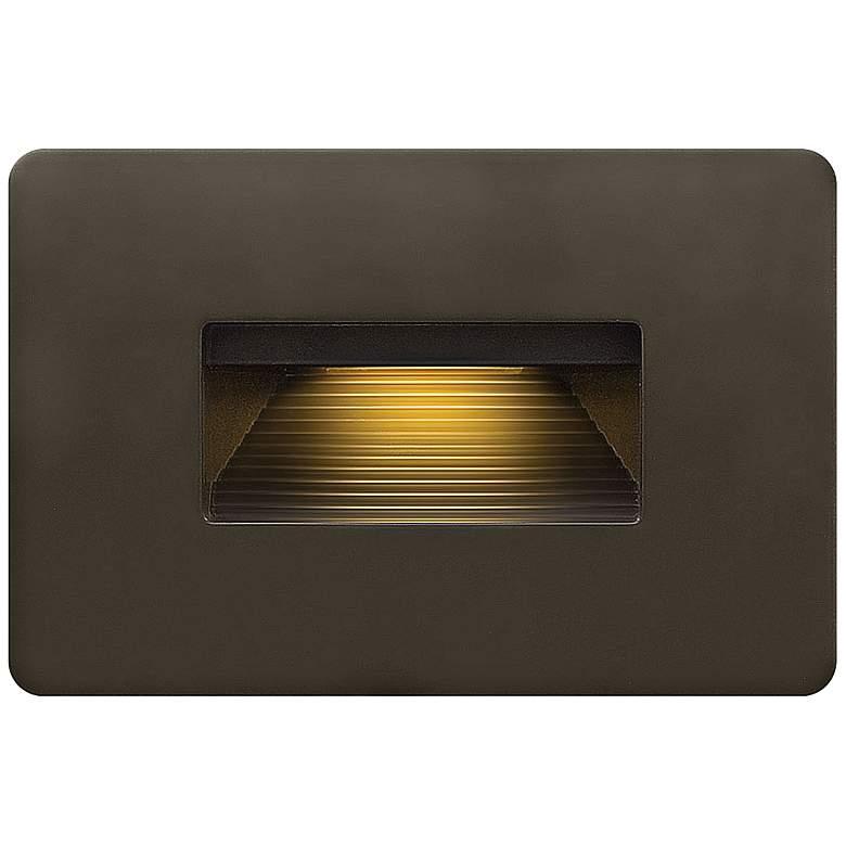 Hinkley Luna Low Voltage Bronze Step Light