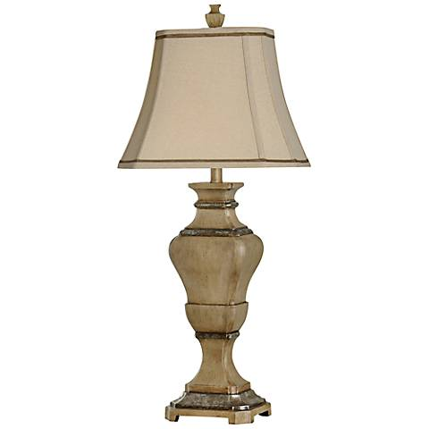 Shire Florentine Pedestal Table Lamp